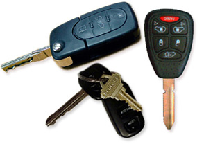 Tonawanda Locksmiths remotes and transponders